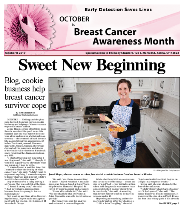 Breast Cancer Awareness 2019-10-08